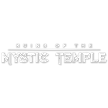 Ruins of the Mystic Temple Logo
